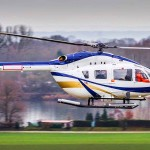 H145 Mercedes Benz Style helicopter