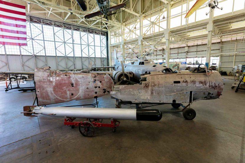 Pearl Harbor Museum to display rare WWII Japanese Torpedo Plane #avgeek