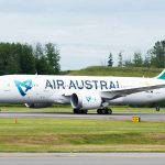 Air Austral First Boeing 787 Dreamliner