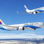 Donghai Airlines order Boeing 737 MAX-8 Boeing 787-9 Dreamliner