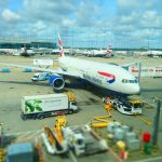 BA flight sale