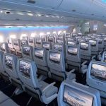 Finnair A350 Economy Class Cabin Finnair begin codeshare with Vietnam Airlines