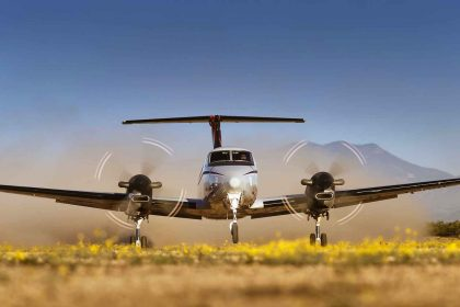 Beechcraft to offer Pratt & Whitney engine upgrade to King Air 350 aircraft