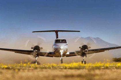 Beechcraft to offer Pratt & Whitney engine upgrade to King Air 350 aircraft