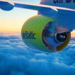 airBaltic receives their second CS300 aircraft
