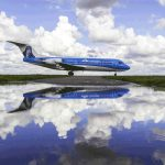 Fokker 70 final KLM Cityhopper commercial flights on 28th October #Avgeeks