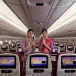 Welcome on board the Thai Airways A350