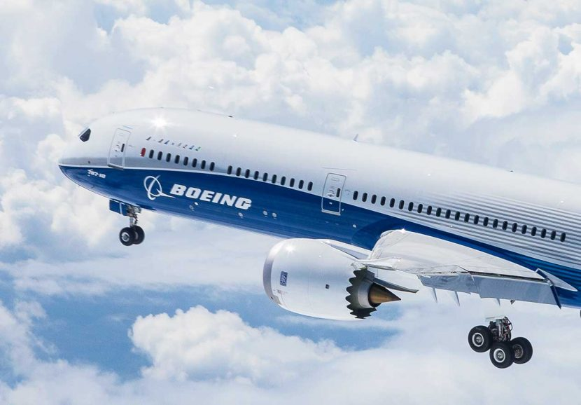 Boeing 787-10 continues performance testing in California