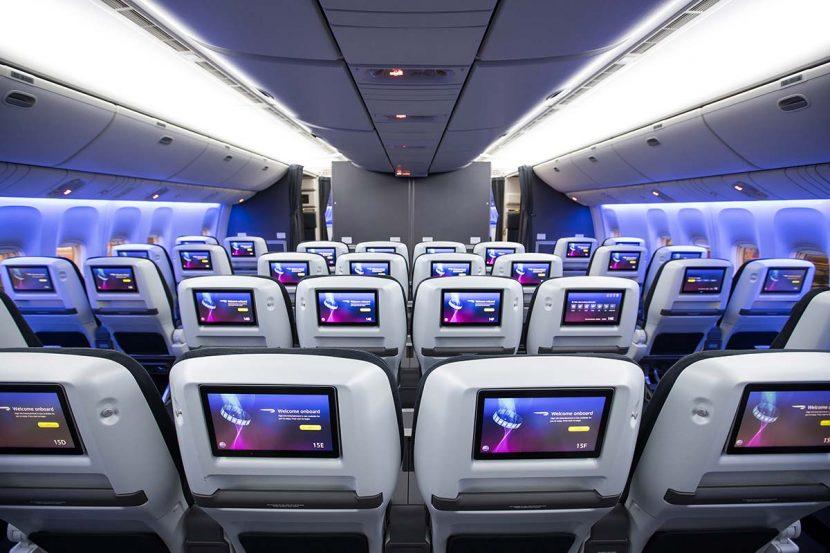 BA upgrades 777 World Traveller and World Traveller Plus Cabins