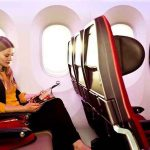 Virgin Atlantic B787 offer Delight Seats in Economy
