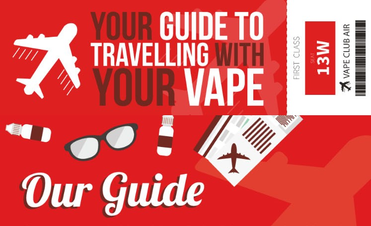 Tips for travelling with an electronic cigarette