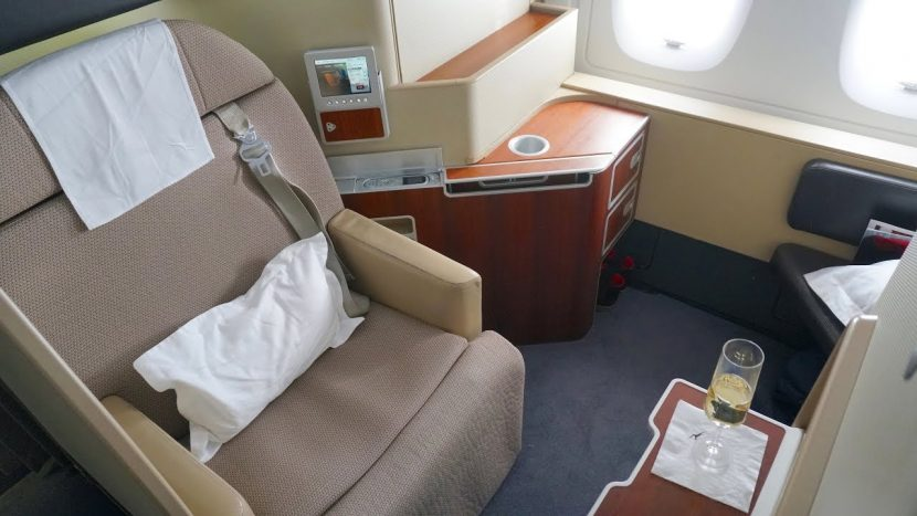 Qantas First Class Review – Airbus A380 – QF1 Sydney to London (The Kangaroo Route)