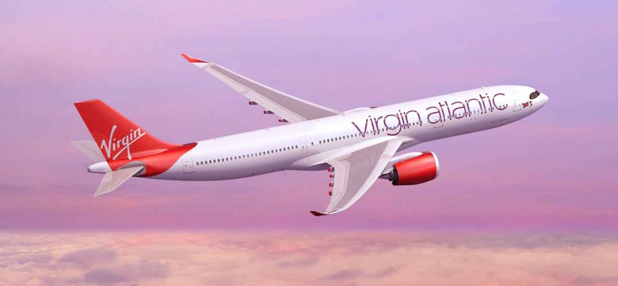 Virgin Atlantic announce Airbus A330neo aircraft order
