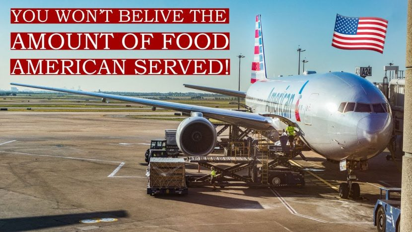 BRUTALLY HONEST review of American Airlines EIGHT HOUR domestic flight in ECONOMY