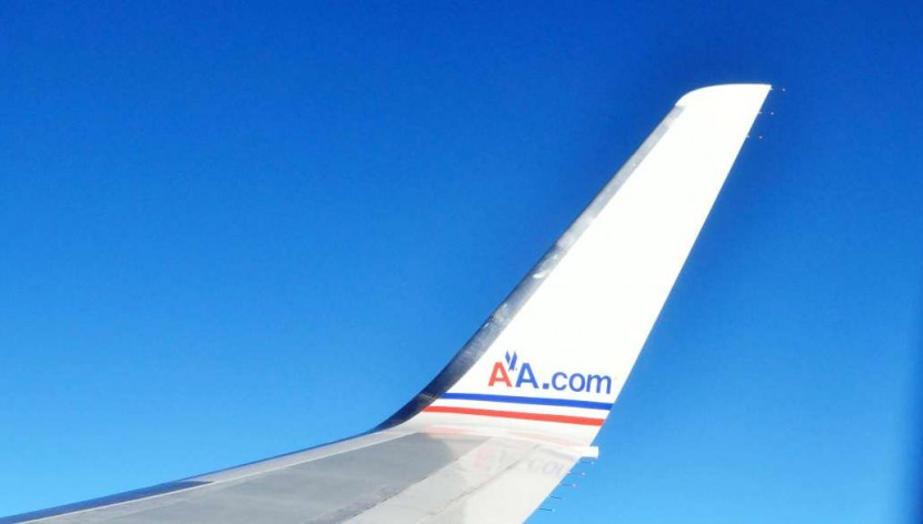 American Airlines Airbus A321T