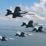 Boeing delivers 5 more FA-18F Super Hornets to RAAF