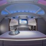Boeing show 787 quality cabin at Dubai Air Show