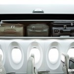 Bombardier CSeries has spacious cabin for a single asile narrow body aircraft