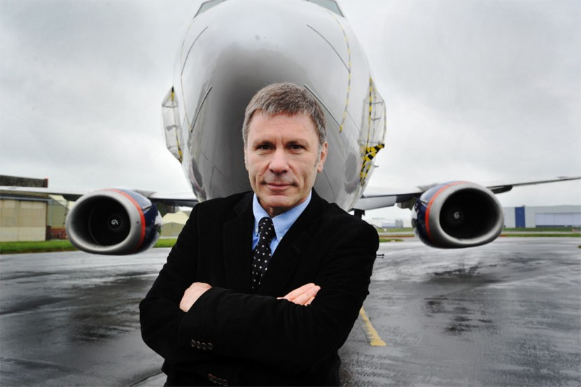Bruce Dickinson  Cardiff Aviation Limited confirms £5 million (€5.9m/$8.1m) inward investment
