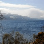 Day 3 The weather looks great as we get to Loch Ness