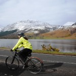 Day 4 Level roads and great views make it a great day on the bikes