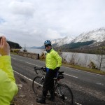 Day 4 They have time to take photos so lets hope they get to Fort William Premier Inn before more snow arrives