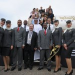 Etihad Airways operates first flight to the Maldives with Airbua A320