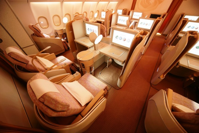 Etihad Airways see profits take off with 200 per cent rise in 2012