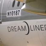 Farnborough Airshow 2012 Qatar Airways Boeing 787 Dreamliner