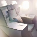 Finnair Fully Flat Business Class Seats already on latest A330 aircraft