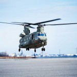 First flight of newest UK Boeing Chinook Mk6 helicopter completed