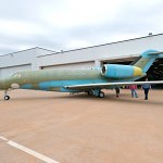 First new Citation X business jet rolls out of Cessna factory