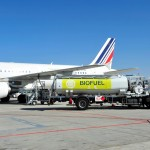 Fuelling the Air France Green A321 aircraft