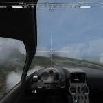 ICON A5 cockpit Microsoft Flight