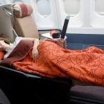 Iberia Business Plus lie flat seat