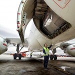 Iberia Cargo in action