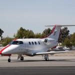 JetSuite Phenom 100 landing