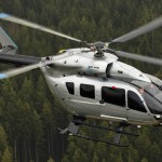 Mercedes-Benz Style Eurocopter EC145 helicopter