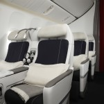 New Air France Affaires Business Class Cabin on Boeing 777