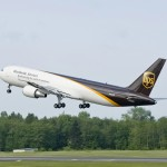New delivery for UPS as they take-off in 50th Boeing 767 Freighter