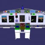 New design for NATO and US E-3 AWACS flight deck and avionics