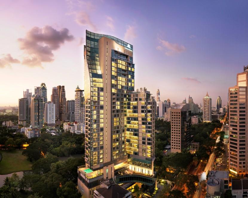 The Oriental Residence Bangkok opens