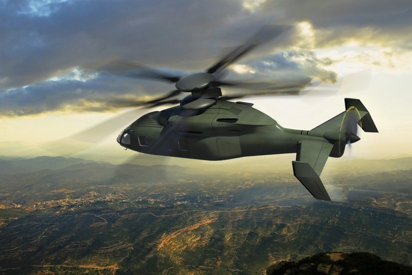 Sikorsky and Boeing show new Army aircraft proposal based on Sikorsky X2