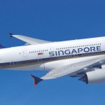Singapore Airlines Airbus A380-800 Aircraft