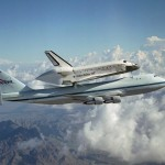 Space Shuttle Endeavour to be mounted on 747 Shuttle Carrier Aircraft for low level flight to LAX