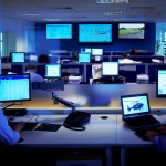 The Eurocopter Maintenance Mission Control Centre is ready for the Olympics
