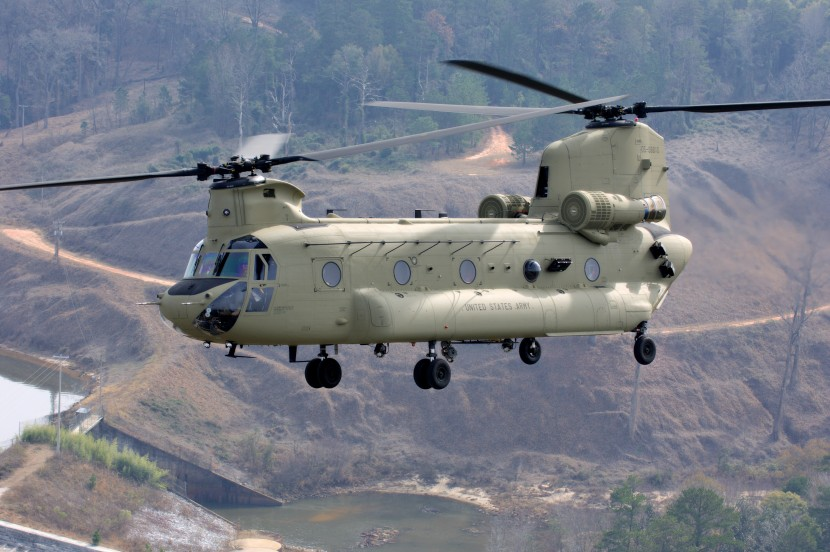 US Army to order up to 215 Boeing Chinook helicopters