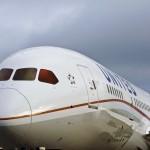 United Boeing 787 Dreamliner Livery