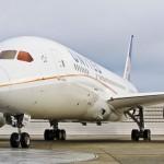 United Boeing 787 Dreamliner New Livery