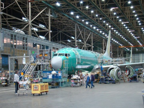 Largest leasing company order placed for 38 Boeing Next-Generation 737